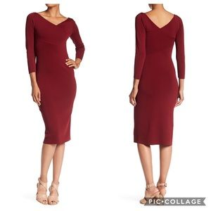 Theory Daverin Lustrate Dress NWT